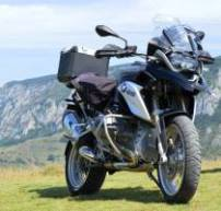 rent motorcycles in Europe -BMW F650 GS